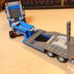 レゴ(LEGO) シティ 収穫トラクターと輸送車 60223を作ってみた(その2)~トレーラーの作成~