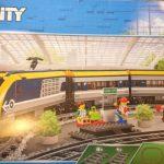 レゴ(LEGO)シティ ハイスピード・トレイン 60197 を作ってみた(その1)