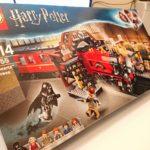 レゴ(LEGO) ハリー・ポッター ホグワーツ特急 75955 を作ってみた(その1)~駅舎の作成~