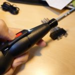 【最近購入した物】電動ドライバー 充電式 小型 ドリルと高儀の替フィルター
