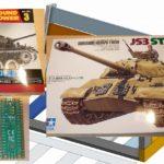 【最近購入した物】タミヤ 1/35 ソビエト陸軍 重戦車 JS3とグランドパワー 2021年 03 月号とRaspberry Pi Pico