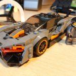 レゴ (LEGO) スピードチャンピオン マクラーレン・セナ 75892 を作ってみた