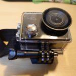 【最近購入した物】APEMAN A77 アクションカメラを買ってみた